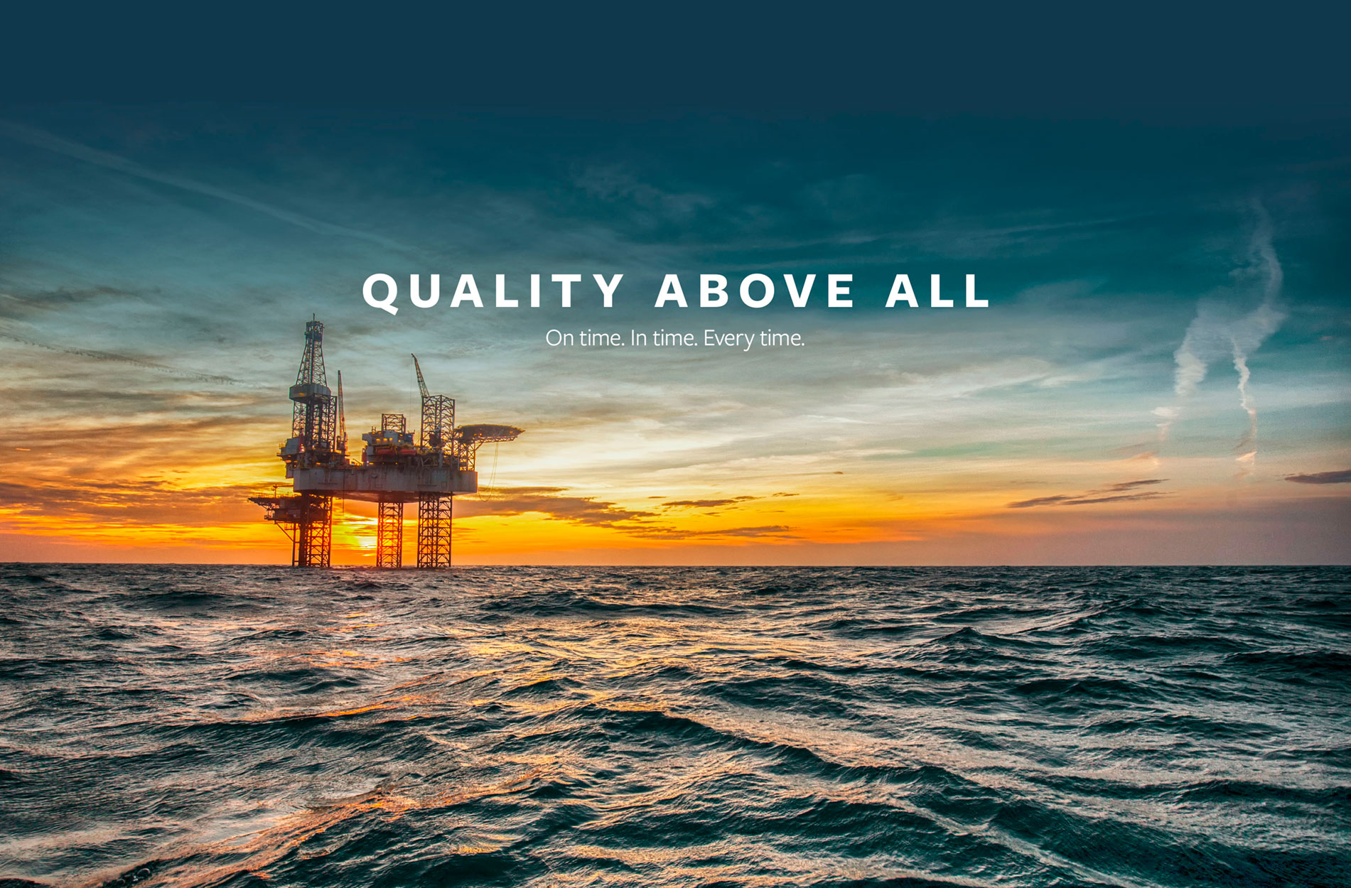 The Offshore Company Stock Certificate Offshore Oil Drilling